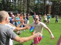 Summer's Not Just for Kids Anymore At Maine's 'Camp' Camp