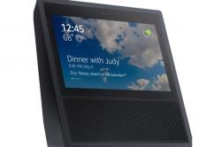 Amazon Gives Voice-Enabled Speaker, Video Calling