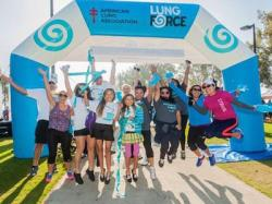 LUNG FORCE Walk Boston to Raise Awareness for Lung Cancer