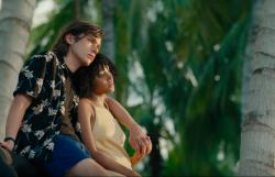 Nick Robinson and Amandla Stenberg star in 'Everything, Everything'