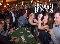 Put on Your Poker Face -- Broadway Bets Raises Funds for BC/EFA