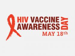 May 18 is HIV Vaccine Awareness Day