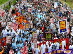Thousands to March in AIDS Walk NY, World's Largest AIDS Fundraising Event