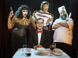 Michael Musto Roast 'Fork on Left, Knife in Back' Benefits Callen-Lorde