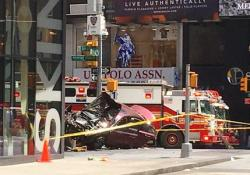 Suspect in Deadly Times Square Mayhem Charged with Murder