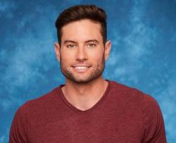 """The Bachelorette"" contestant Bryce"