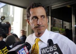 Former U.S. Rep. Anthony Weiner