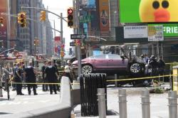 Prosecutors: Times Square Driver Wanted to 'Kill Them All'