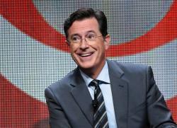 FCC Says No Fine for Stephen Colbert for Trump Joke