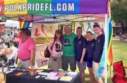 Pride in Polk: Conservative Area PrideFest Hopes to Change Hearts and Minds