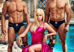 "Penelope Cruz as Donatella Versace in ""The Assassination of Gianni Versace: American Crime Story."""