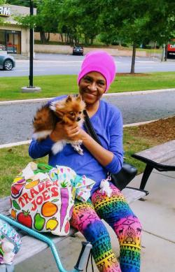 Love and Healing: Cyteria Knight Recovers from Stroke