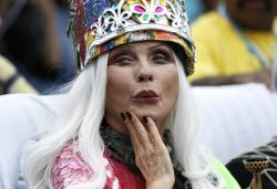Parade Grand Marshall Deborah Harry