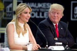 Liberal Groups Focus on Ivanka Trump