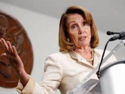 House Democratic Leader Nancy Pelosi (D-CA) voiced bipartisan support for PEPFAR and the Global Fund