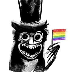 After Being Christened a Gay Icon, 'The Babadook' Returns to Theaters for LGBT Causes