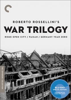 Roberto Rossellini's War Trilogy