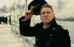 Kenneth Branagh stars in 'Dunkirk'