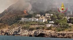 Sicilian town of San Vito lo Capo, southern Italy.