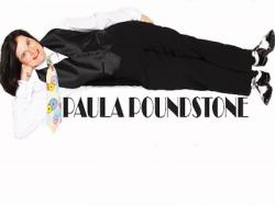 Paula Poundstone Performs at Jonathan's Restaurant