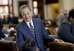 Texas Speaker of the House Joe Straus, R-San Antonio