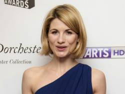 British actress Jodie Whittaker
