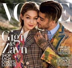After Twitter Backlash, Vogue Apologizes for Calling Zayn & Gigi Hadid Story 'Gender Fluid'