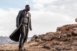 Idris Elba stars in 'The Dark Tower'