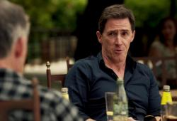 Rob Brydon stars in 'The Trip to Spain'