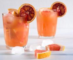 Rebel Rosé Cocktail