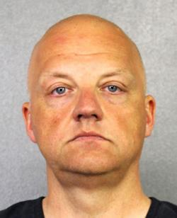 This January 2017 file photo provided by the Broward County Sheriff's Office shows German Volkswagen executive Oliver Schmidt