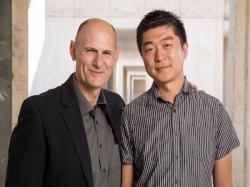 Juan Carlos Izpisua Belmonte and Jun Wu