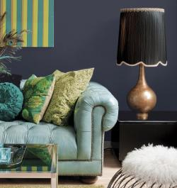 Rich, Deep Hues on Trend for Fall Decor