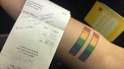 Customer Refuses to Tip Lesbian Server for 'Not Loving Jesus'