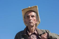 Harry Dean Stanton stars in 'Lucky'