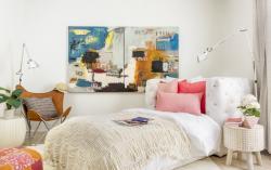 Dorm Decor Gets Serious