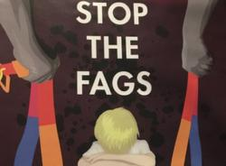 Civil Rights Voices Outraged Over 'Stop The Fags' Poster Campaign in Melbourne