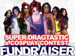 Boots and Saddles Hosts Super Dragtastic & Cosplay Contest Benefiting LGBT HQ