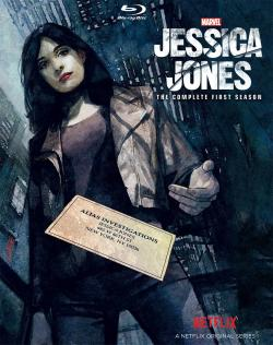 Jessica Jones - The Complete First Season