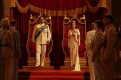 Hugh Bonneville and Gillian Anderson star in 'Viceroy's House'