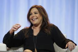 Rachael Ray speaks Thursday, Nov. 19, 2015, at the Pennsylvania Conference for Women in Philadelphia.