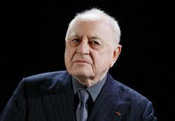French businessman Pierre Berge