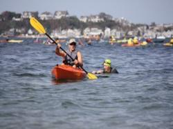 Provincetown Celebrates 30th Swim for Life & Paddler Flotilla