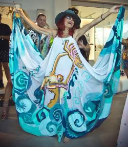 Patricia Field in Mykonos