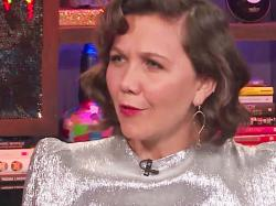 "Maggie Gyllenhaal on ""Watch What Happens Live!"""