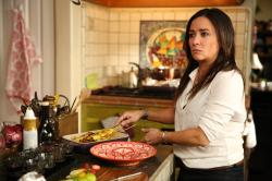 "Pamela Adlon in a scene from ""Better Things."""