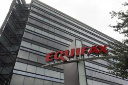 This July 21, 2012, file photo shows Equifax Inc., offices in Atlanta. On Monday, Sept. 11, 2017