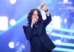 "Constantine Maroulis on ""American Idol."""