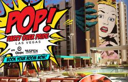 Aspen Gay Ski Weekend and One Magical Weekend to Hit the Strip for Las Vegas Pride