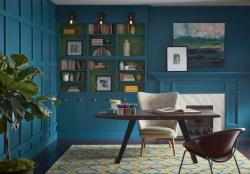 Sherwin-Williams Picks Oceanside as 2018 Color of the Year